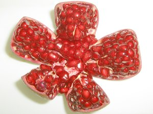 Pomegranate for anti-cancer - illuminating acupuncture theory