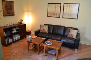 Our Lobby Area